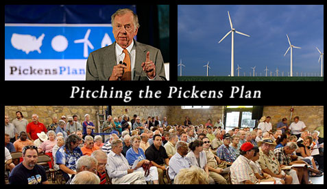 Pitching the Pickens Plan