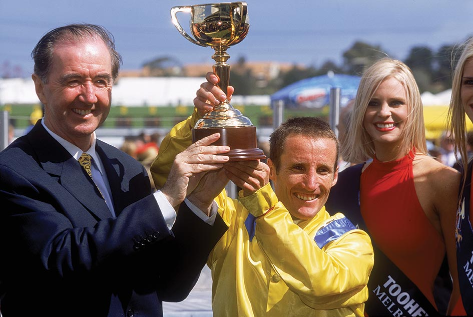The Melbourne Cup Winner