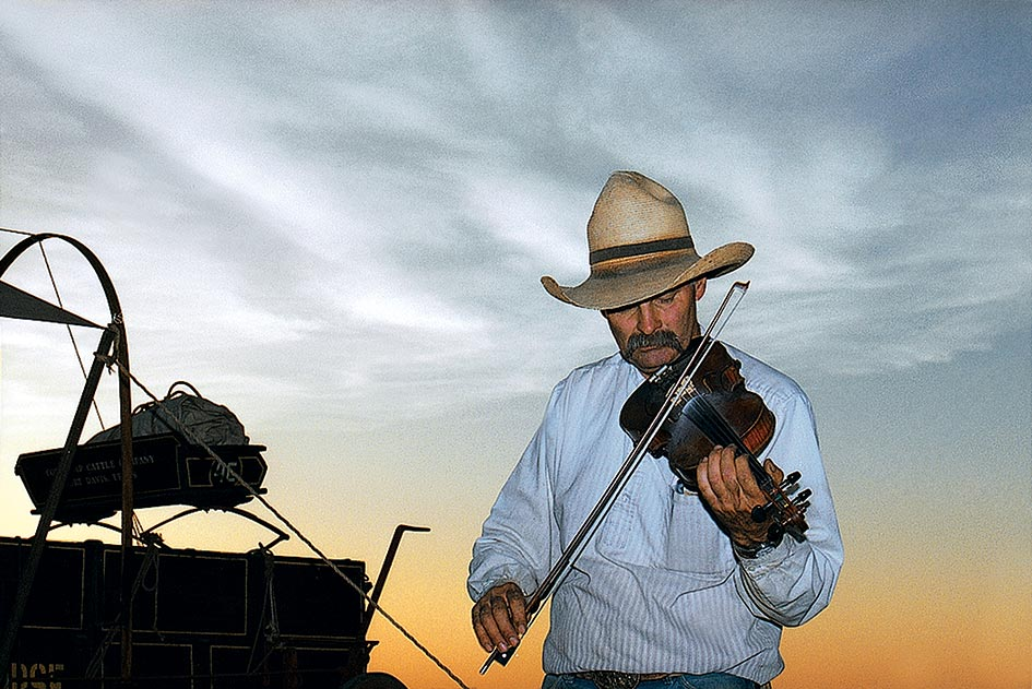 WD Ranch Fiddler